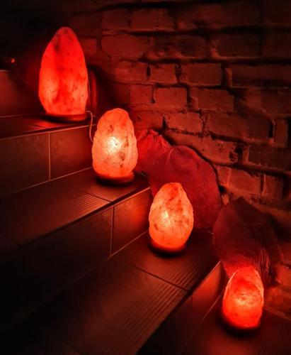 Lampy z soli kłodawskiej